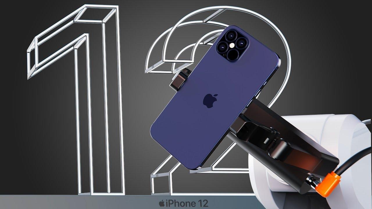 Новость iPhone 12
