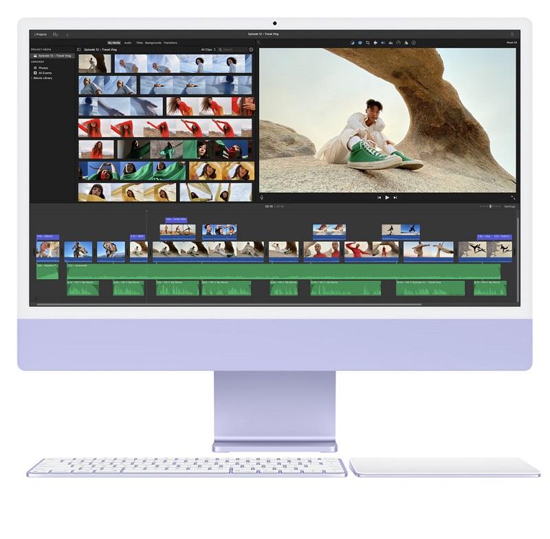 iMac 24 - производительность